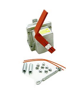 Explosion Proof Cable Operated Switches